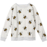 LA Soul Women's Bee Sweatshirt