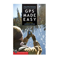 GPS MADE EASY: Using Global Positioning Systems In The Outdoors, 5th Edition By Lawrence Letham