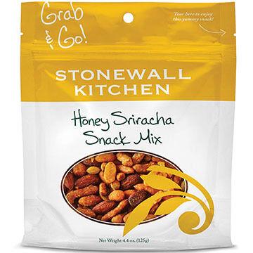 Stonewall Kitchen Honey Sriracha Snack Mix 5 Oz Kittery Trading Post