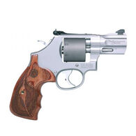 """Smith & Wesson Performance Center Model 986 9mm 2.5"""" 7-Round Revolver"""