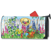 MailWraps Springtime Beauty Magnetic Mailbox Cover