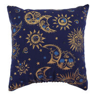 Maine Balsam Fir 4 x 4 Sun & Moon Pillow