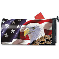 MailWraps Spirit Of Freedom Magnetic Mailbox Cover