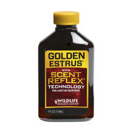 Wildlife Research Center Golden Estrus w/ Scent Reflex Technology - 1 oz.