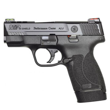 Smith & Wesson Performance Center Ported M&P45 Shield M2.0 Hi Viz Sights 45 Auto 3.3 6-Round Pistol