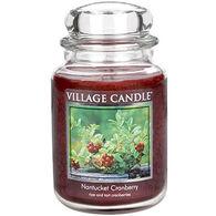 Village Candle Premium Jar Candle - 26 oz.