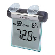 AcuRite Reversible Digital Window Thermometer