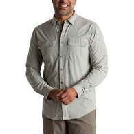 ExOfficio Men's BugsAway Halo Check Long-Sleeve Shirt