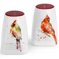 Big Sky Carvers Cardinal Salt & Pepper Set