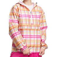 Champion Women's Packable Print Jacket