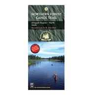 Northern Forest Canoe Trail #13 - Allagash Region, North: Maine, Umsaskis Lake to St. John River