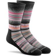 Fox River Mills Women's Mariposa Crew Sock