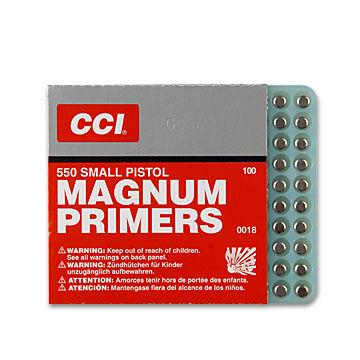 CCI Standard Pistol Primer (100)