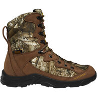 "LaCrosse Men's Clear Cut 8"" Realtree Edge 800g Insulated Hunting Boot"