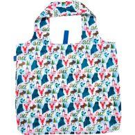 Rockflowerpaper Maine Blue Reusable Blu Bag