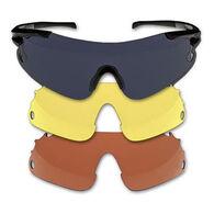 Beretta Trident Shooting Glasses w/ Interchangeable Lenses