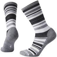SmartWool Women's Jovian Stripe Medium Cushion Crew Sock