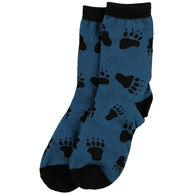 Lazy One Boys' & Girls' Bear Hug Sock