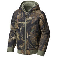 Columbia Boys' Evergreen Ridge Reversible Jacket