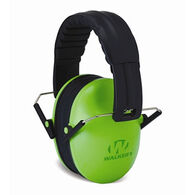 Walker's Infant & Children's Folding Ear Muff Hearing Protector