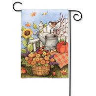 BreezeArt Loving Fall Garden Flag