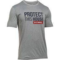 Under Armour Men's Freedom Protect This House Short-Sleeve T-Shirt