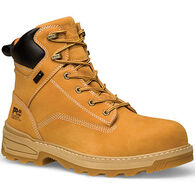 "Timberland Pro Men's Resistor 6"" Composite Toe Work Boot"