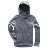 The North Face Women's Crescent Hooded Pullover Fleece