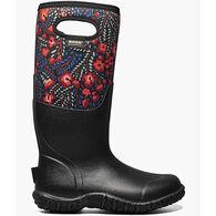 Bogs Women's Mesa Super Flowers Boot