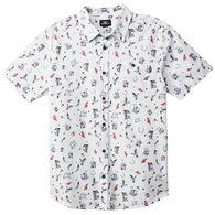 O'Neill Men's New Merica Short-Sleeve Shirt