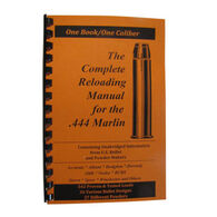 Loadbooks USA The Complete Reloading Manual for the .444 Marlin