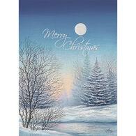 LPG Greetings Blue Moon w/Keepsake Box Christmas Cards