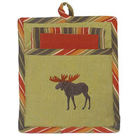 Kay Dee Designs Moose Embroidered Gift Set, 3-Piece
