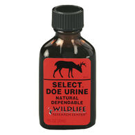 Wildlife Research Center Select Doe Urine Buck Attractant