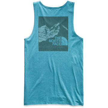 The North Face Mens Vintage Pyrenees Tri-Blend Tank Top