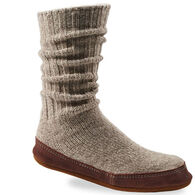 Acorn Unisex Ragg Wool Slipper Sock