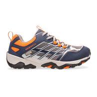Merrell Boys' Moab FST Low Waterproof Sneaker/Hiking Shoe