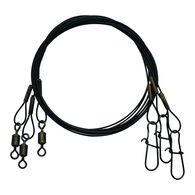 Eagle Claw Heavy Duty Wire Leader - 3 Pk.