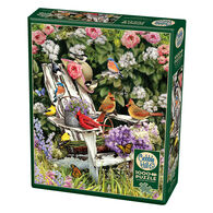 Outset Media Jigsaw Puzzle - Summer Adirondack Birds