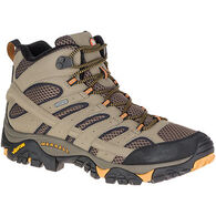 Merrell Men's Moab 2 GTX Waterproof Mid Hiking Boot