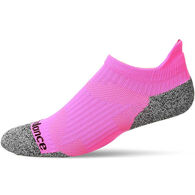 New Balance Men's & Women's Elite Cushioned Running No Show Tab Sock - Special Purchase