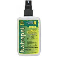 Natrapel Lemon Eucalyptus DEET-Free Insect Repellent Spray - 3.4 oz.