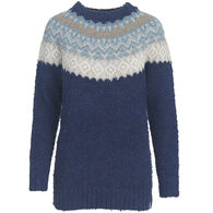 Woolrich Women's Roundtrip II Fair Ilse Crew Tunic Sweater