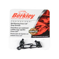 Berkley BB Cross-Lok Snap / Swivel - 3 Pk.