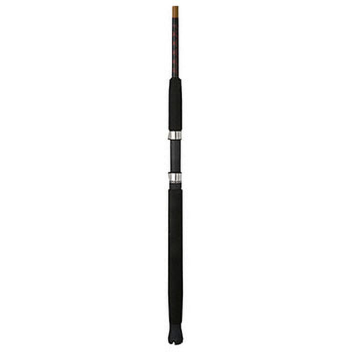Shakespeare ugly stik tiger saltwater downrigger casting for Tiger fishing rod