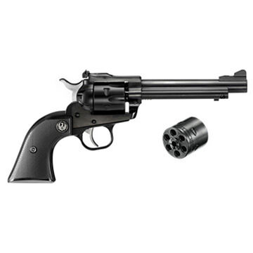 Ruger Single-Six Blued Convertible 22 LR / 22 WMR 5.5 6-Round Revolver