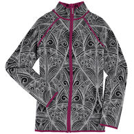 Krimson Klover Women's Art Nouveau Cardigan Sweater