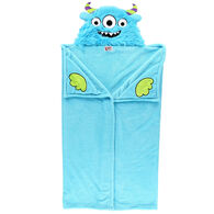Lazy One Kids Monster Critter Hooded Blanket