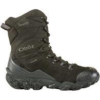 "Oboz Men's Bridger 10"" Waterproof BDry Insulated Hiking Boot"