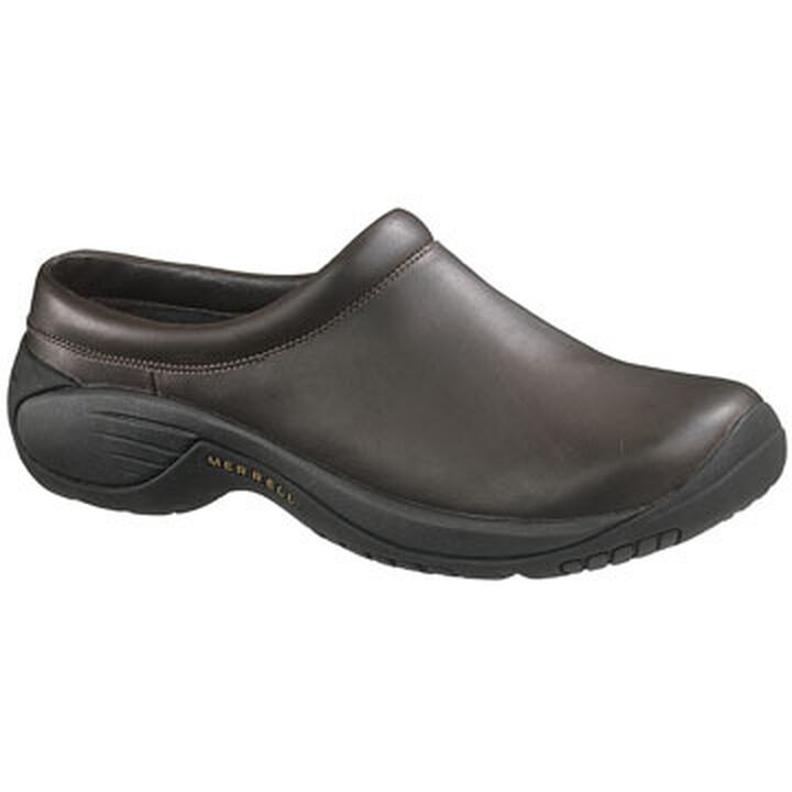 Mens  Mens Leather Merrell Shoes